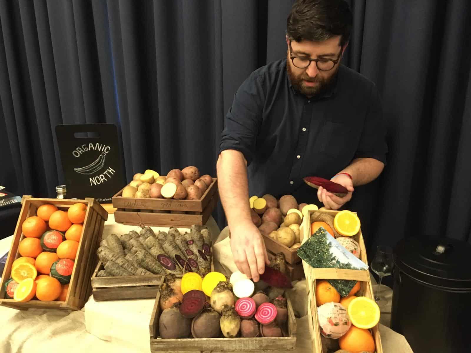 Sean Ruffell, Organic North